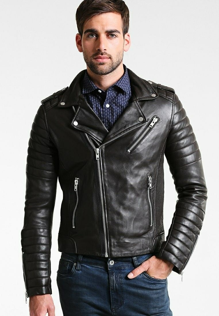 Pin by Louise Ramirez on mens fashion in 2020 Leather