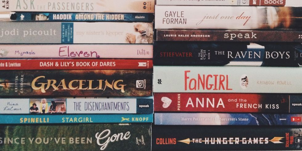 17 Books Every Girl Should Read Before Shes 17  Books -5256