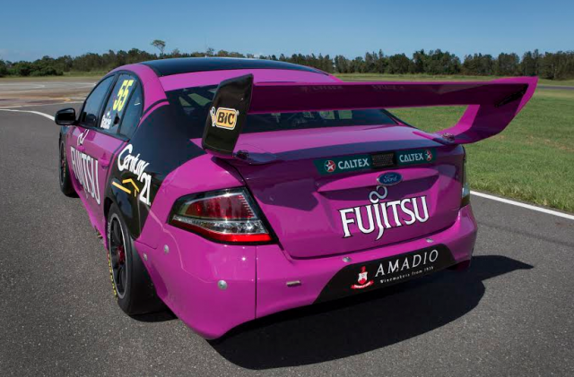 Renee Gracie - 2015 Dunlop Series - Ford Falcon