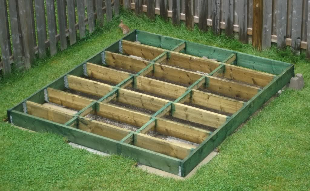 Download how to build a concrete block shed foundation pic