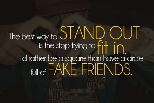 Quotes And Images About Fake Friends: Fake Friends Quote,fake Friendship