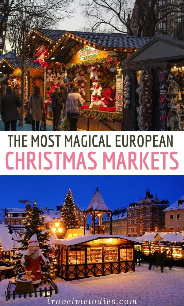 The Best Christmas Markets in Europe with Kids for 2020   Travel