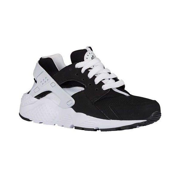 6601a6e9001b3 Nike Huarache Run Boys  Grade School ( 85) ❤ liked on Polyvore featuring  huaraches and shoes