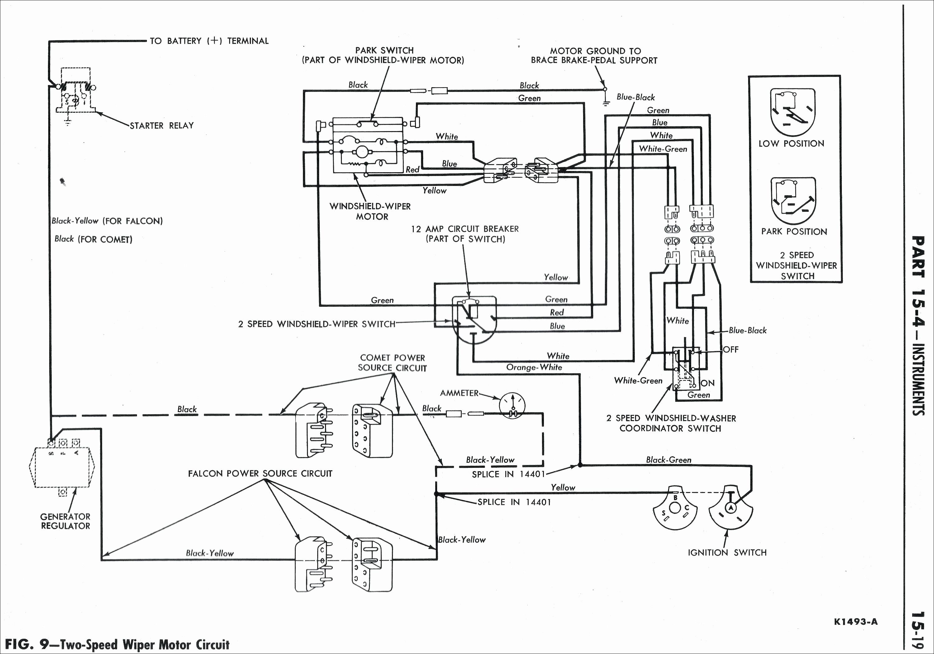 Wiper Switch Wiring Diagram Best Of Stereo Idea Diagram Trailer Wiring Diagram