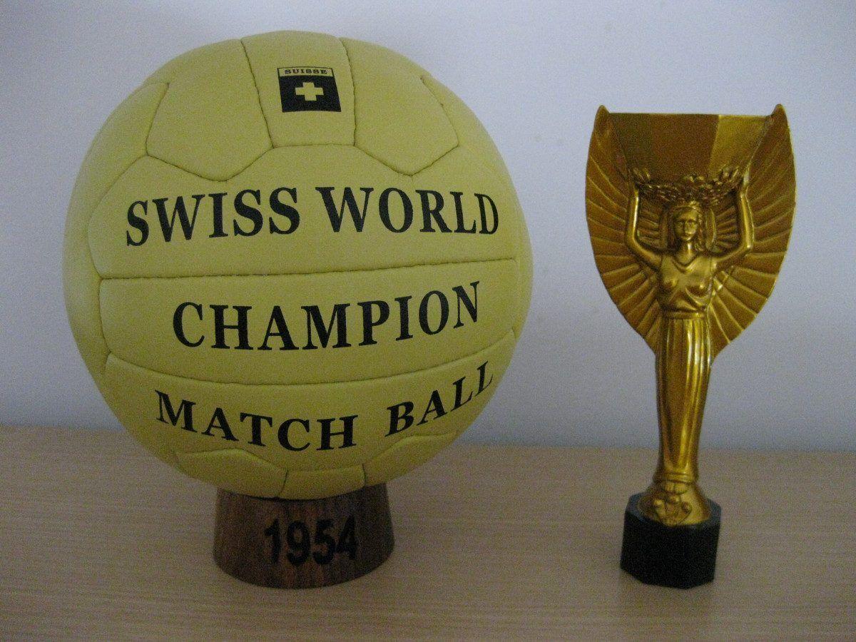 Balón Suiza 1954 Suiza 597cbbf658e1a