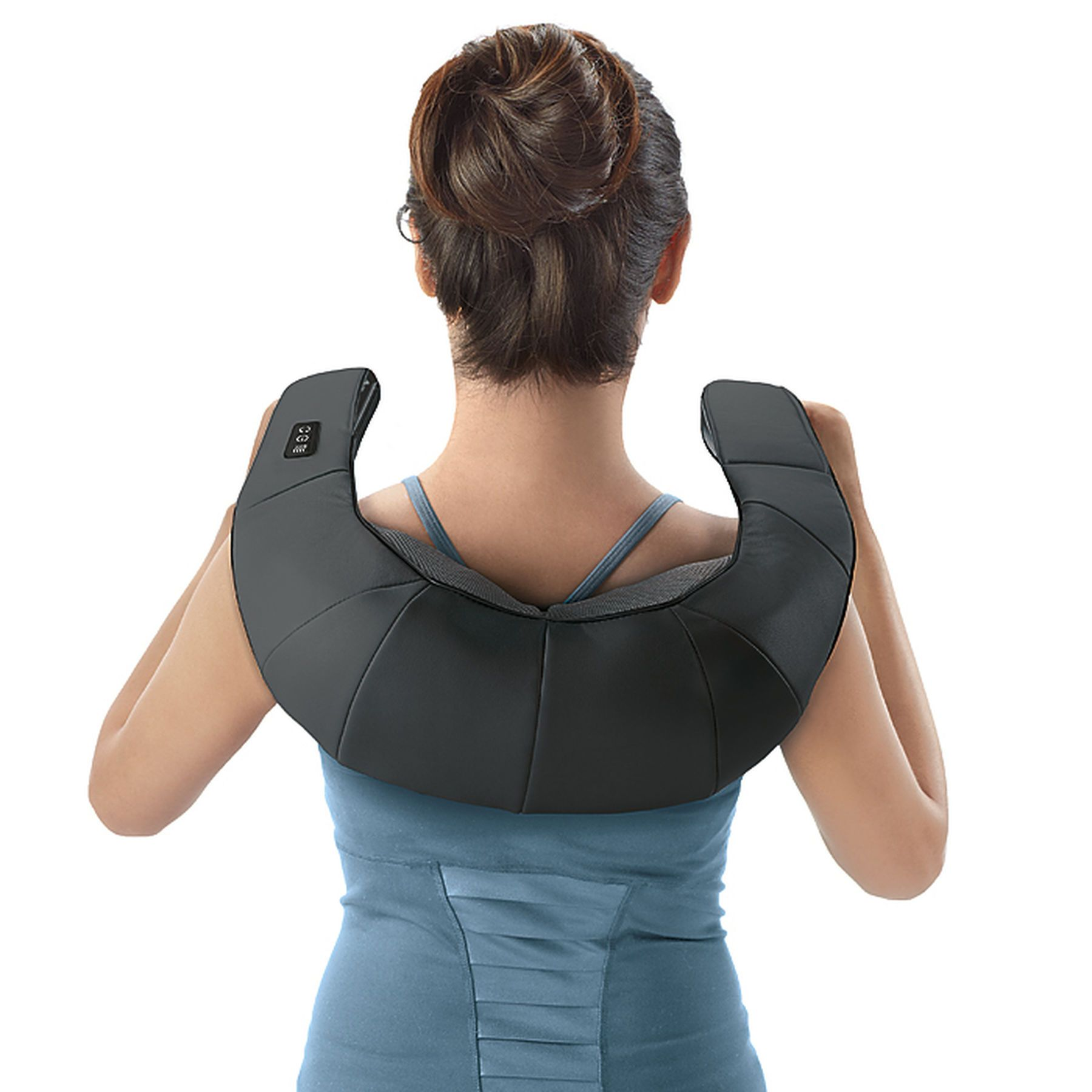 Shiatsu Neck & Back Massager with Heat Muscles of the
