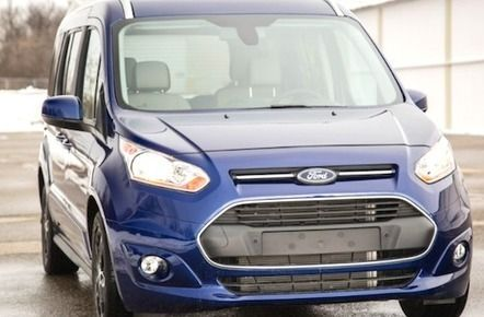 2019 Ford Transit Connect Xlt Passenger Wagon Review Ford