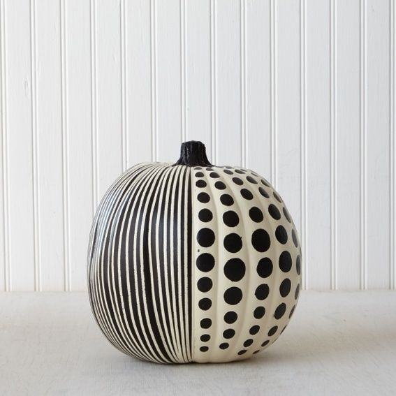 Roundup: 13 Unique Painted Pumpkin DIYs to Try for Halloween