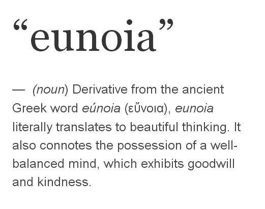 Eunoia Is The Shortest English Word Containing All Five Main Vowel Graphemes