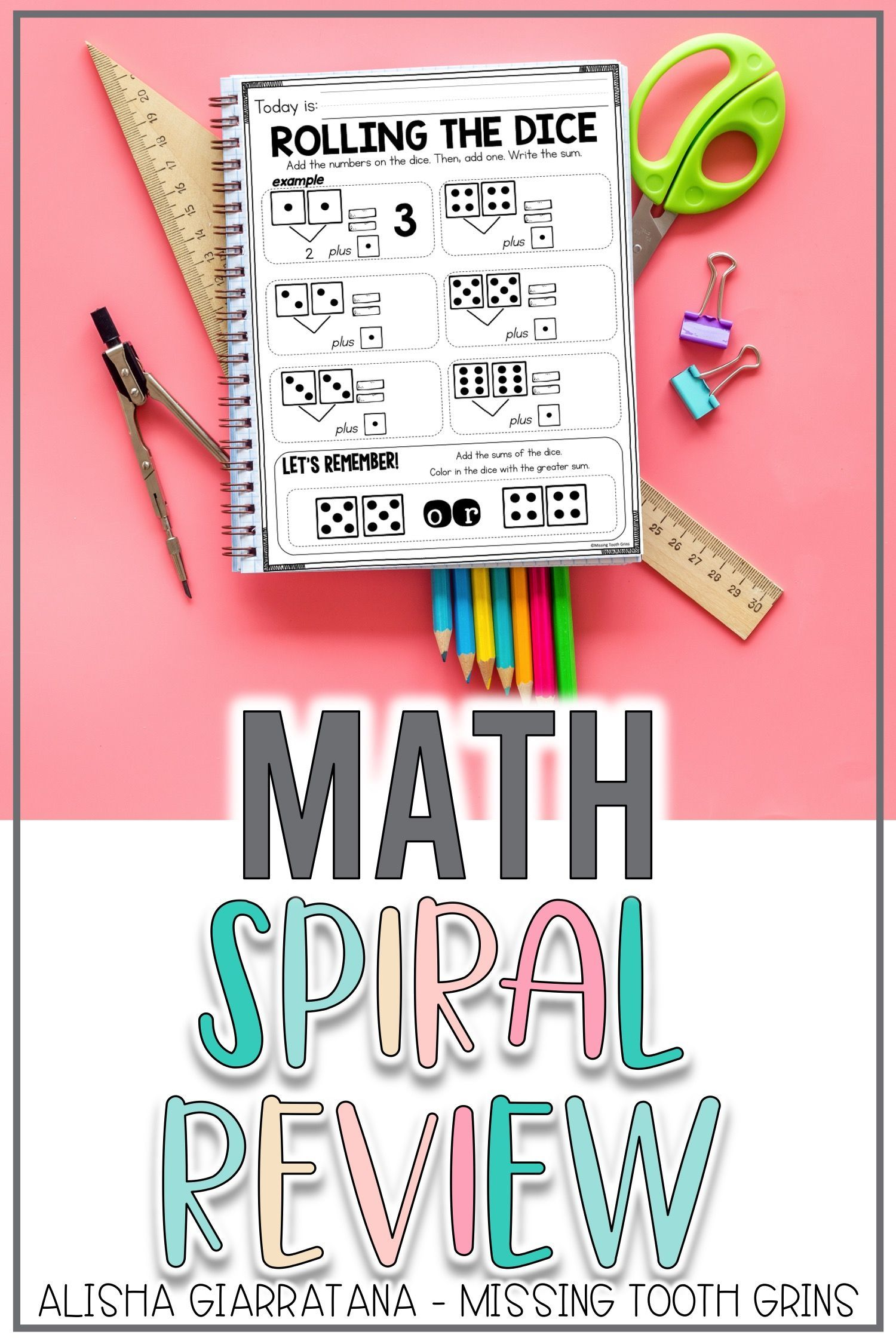 Why Spiral Math Review Is Important