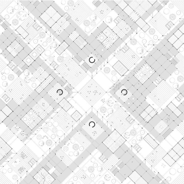 Kitchen Layout Planner Grid: City Layout, Grid Architecture, Athens City