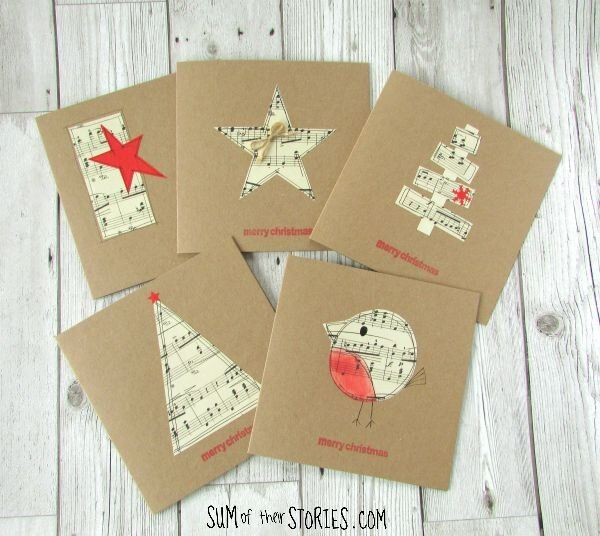 Make your Own Card set  3pk WITH EMBELLISHMENTS  ENVELOPES CRAFT CARDS