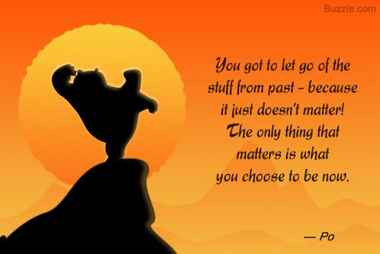 Memorable Quotes From The Kung Fu Panda Movie Series New