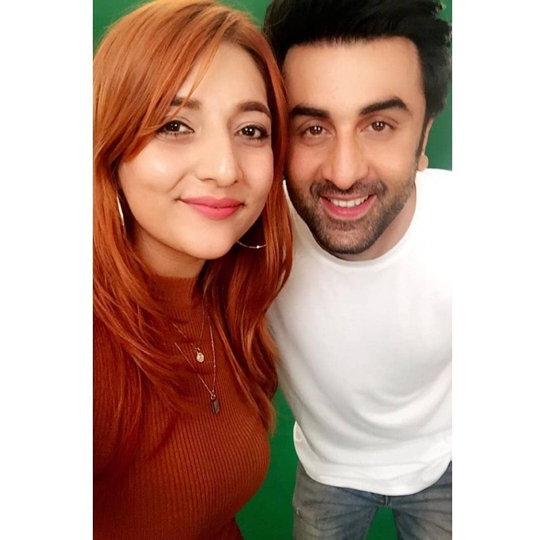 [Pictures] Ranbir Kapoor spotted on the sets of an Ad shoot few days back. #RanbirKapoor #Ranbir #Bol…   Ranbir kapoor. Ranbir kapoor deepika ...