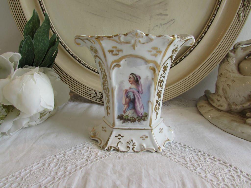 Antique french vase dglise de marie porcelain de paris antique french vase dglise de marie porcelain de paris c1880 reviewsmspy