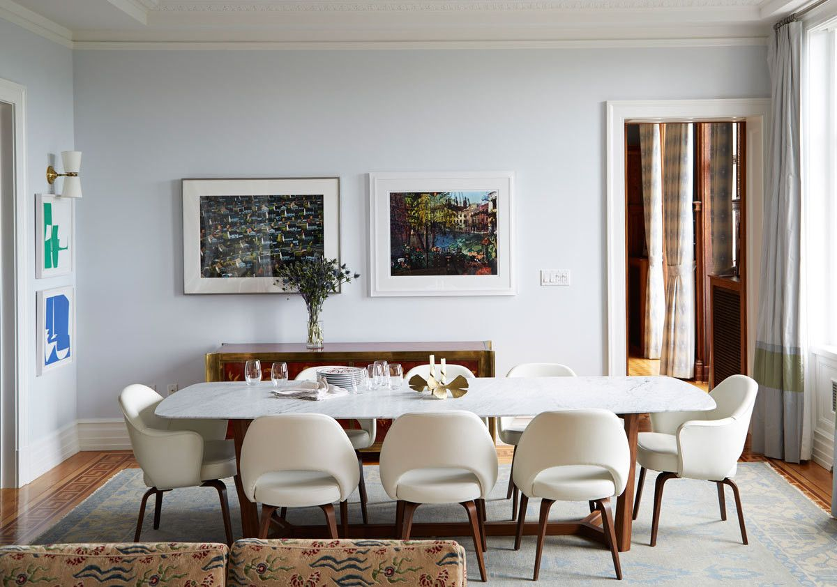 A Sophisticated New York City Family Home Dining Room Design Dining Room Decor Beautiful Dining Rooms