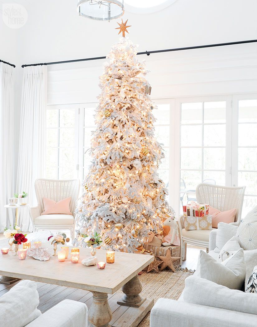 Best of the Web: Christmas Home Tours | Interior design | Pinterest ...
