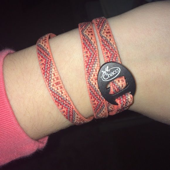 Chaco Wrap Bracelet Worn A Few Times But In Great Condition Chacos Jewelry Bracelets