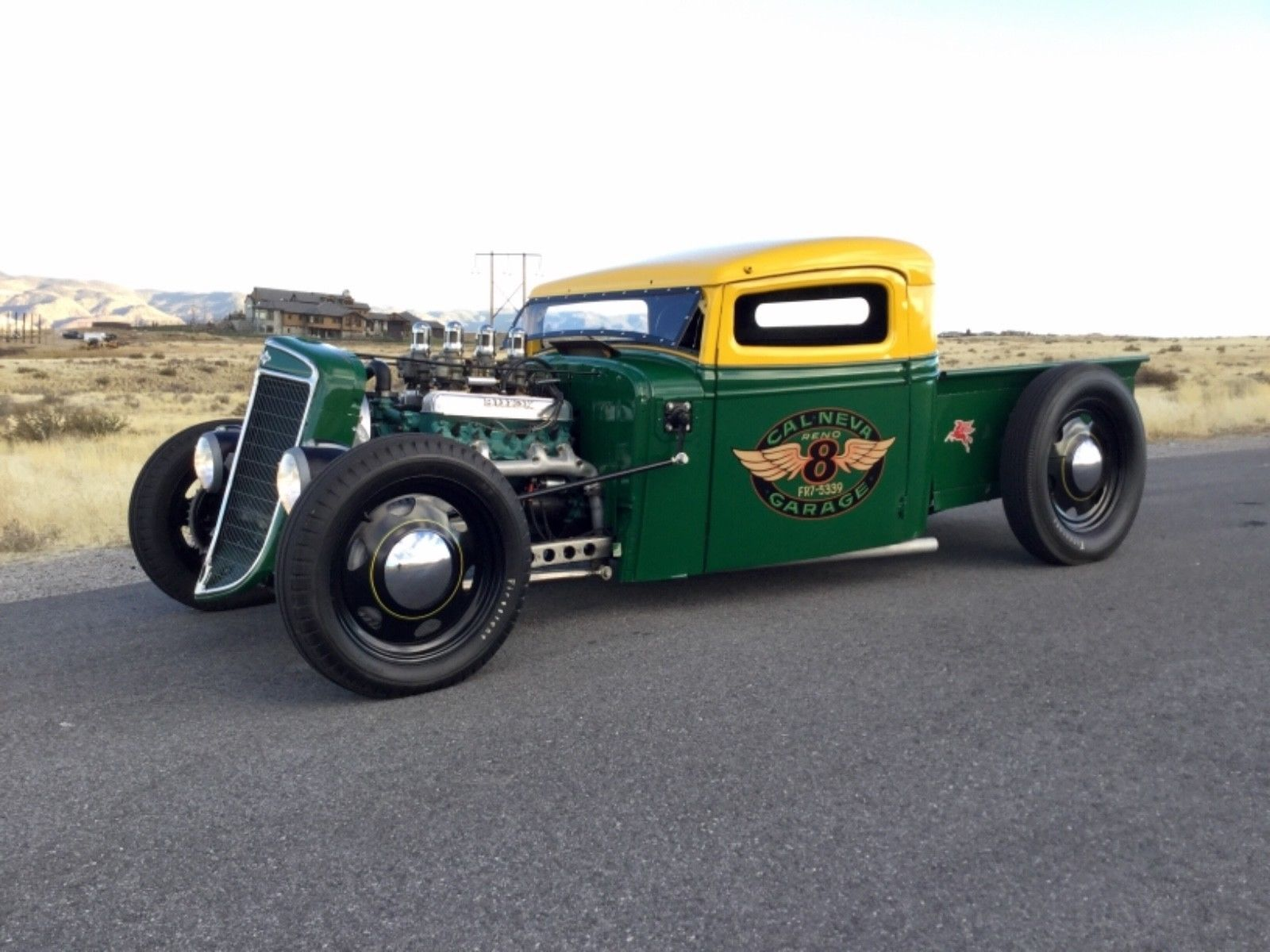 traditional 1936 International Harvester Hot Rod Pickup | Hot rods ...