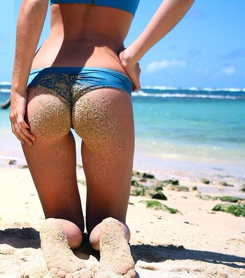 I Got My Ass In The Sand 35