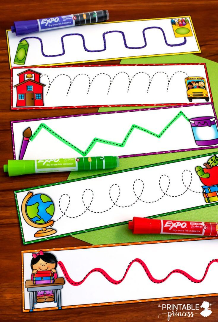 Back to School Activities {Kindergarten Literacy & Math Centers}