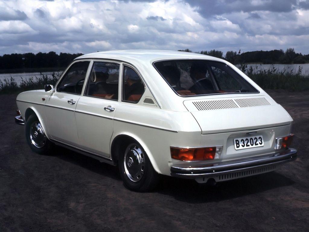 Volkswagen 411 - Vehicle Summary - Motorbase
