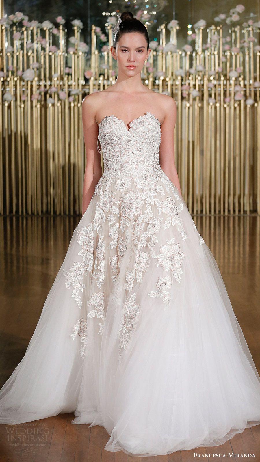 Wedding dress 2018 fashion