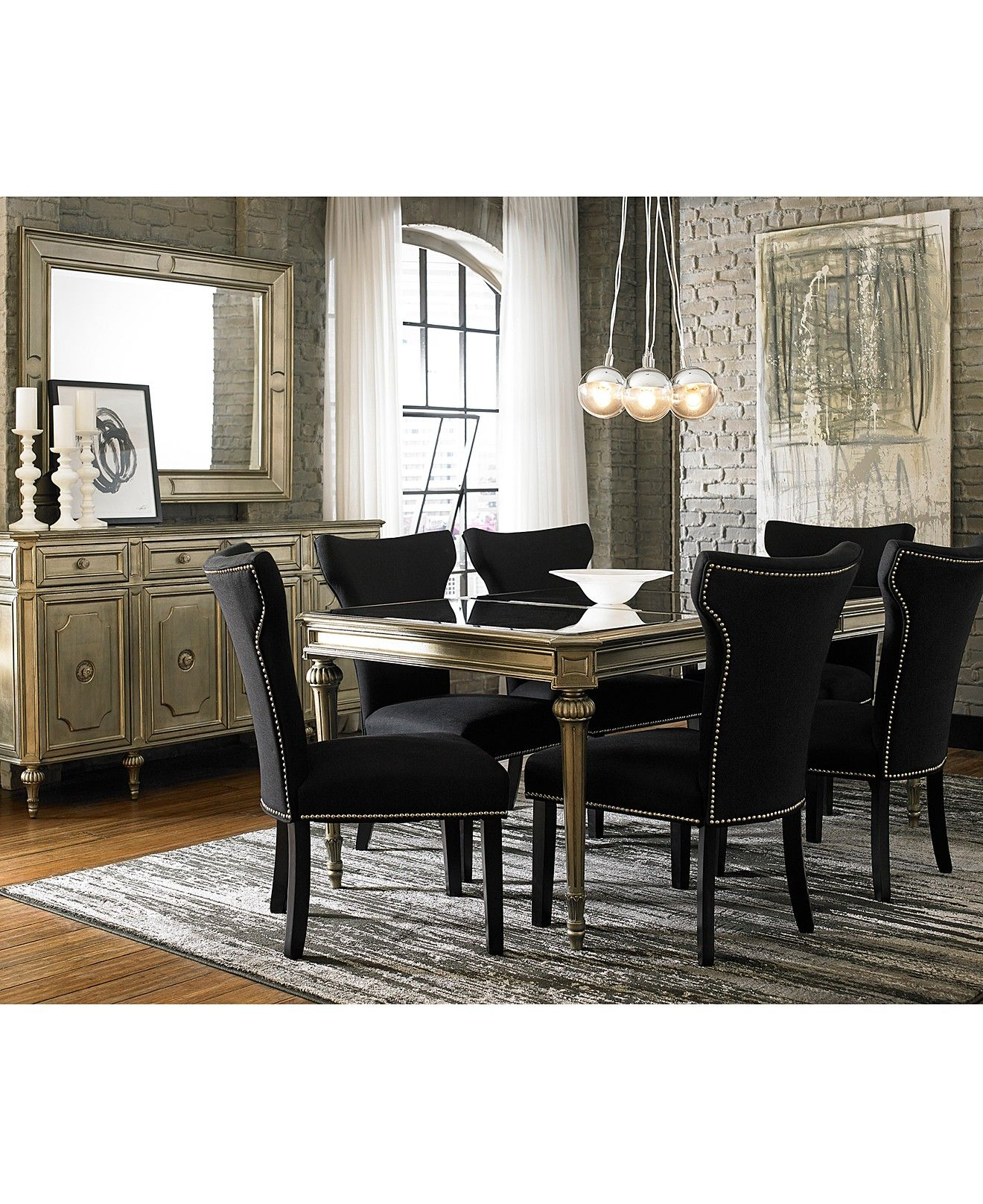 prosecco dining room furniture collection dining room collections