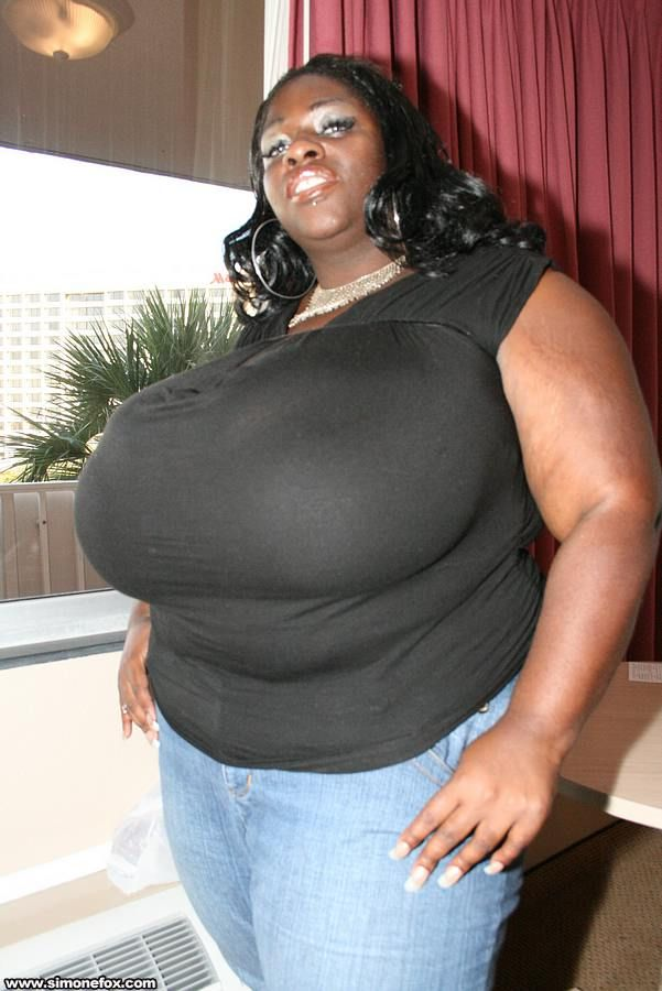 bbw on top Ebony