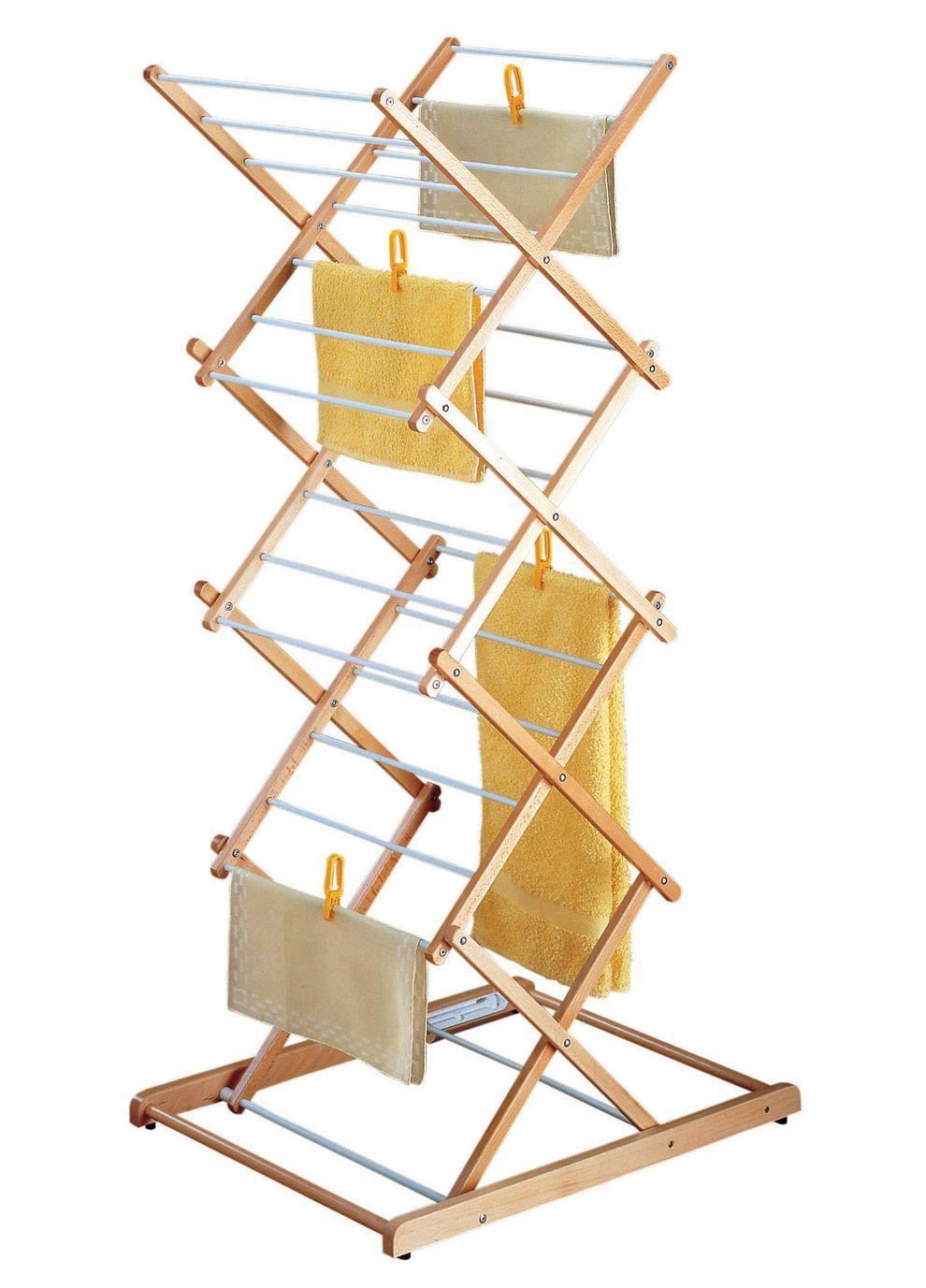 etendoir vertical new appartment must organize. Black Bedroom Furniture Sets. Home Design Ideas