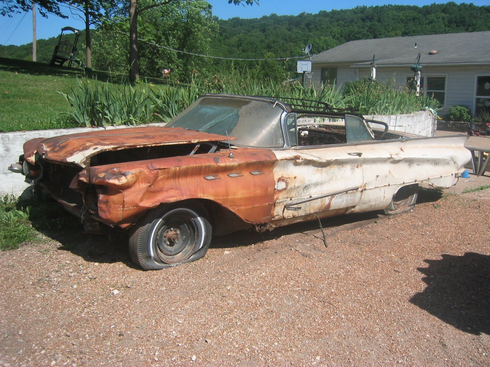 1960 Buick convertible Maintenance/restoration of old/vintage ...