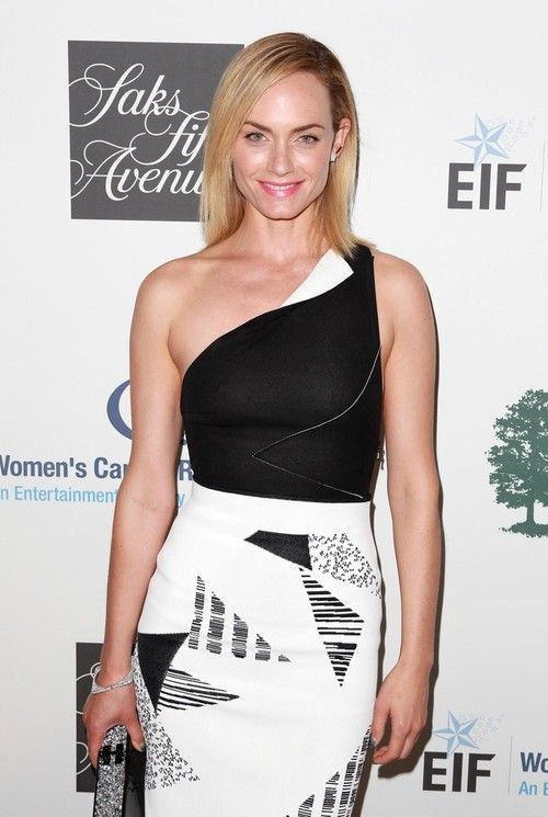 Amber Valletta at 16th Annual 'An Unforgettable Evening' in Beverly Hills on May 2, 2013