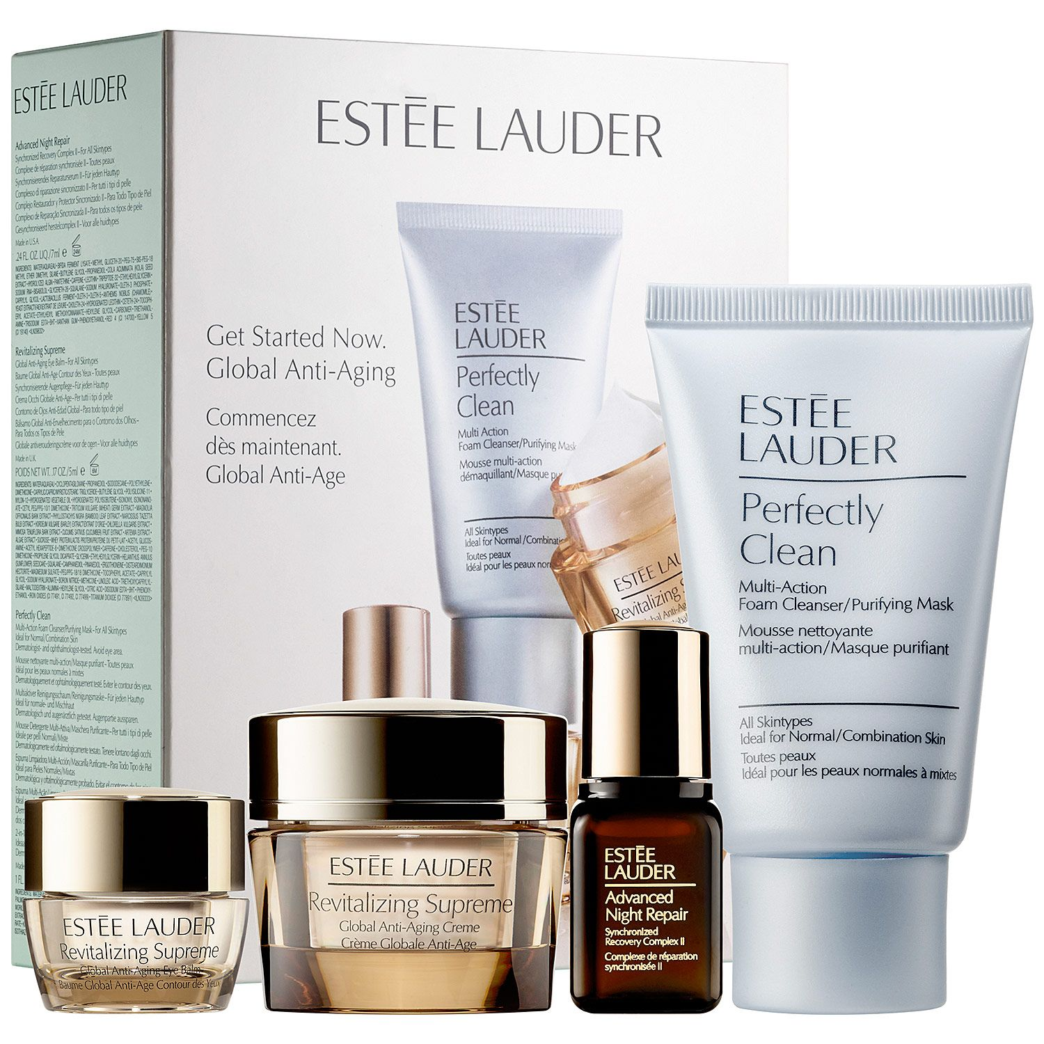 estee lauder revitalizing supreme starter kit