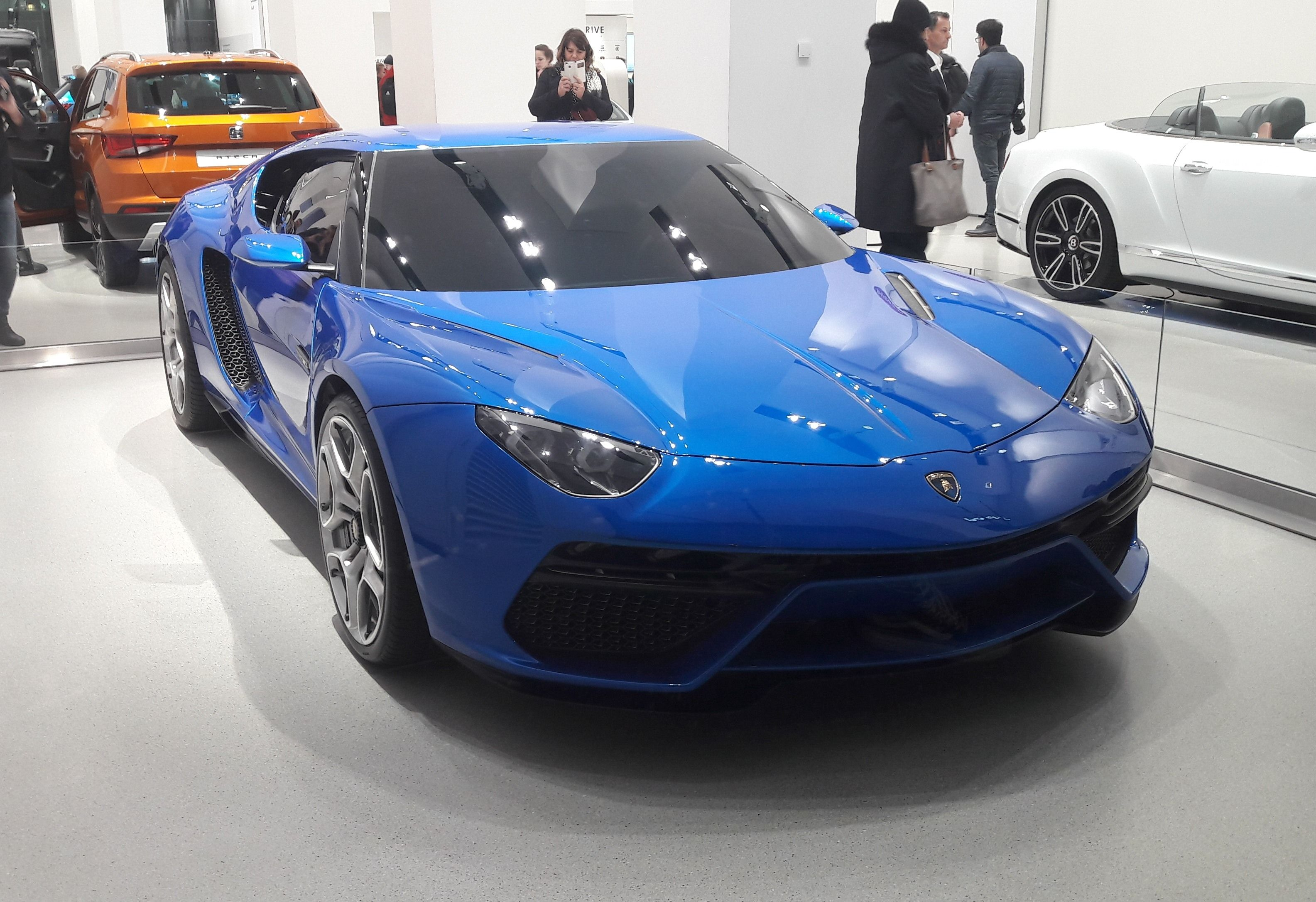 Lamborghini Asterion Concept Price 2019 Car New Pinterest
