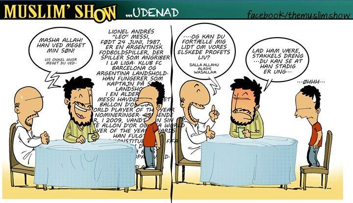islam alder
