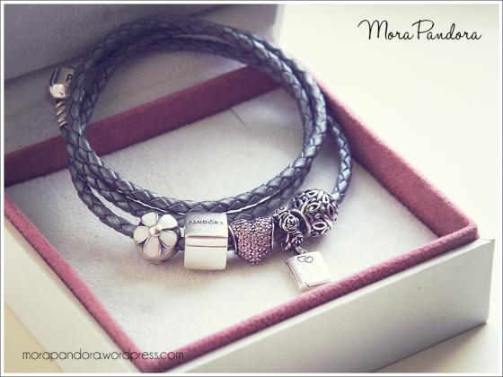Review: Pandora Leather Bracelets | Mora Pandora | Pandora leather ...