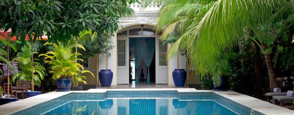 The Pavilion In Phnom Penh Great Little Hotel