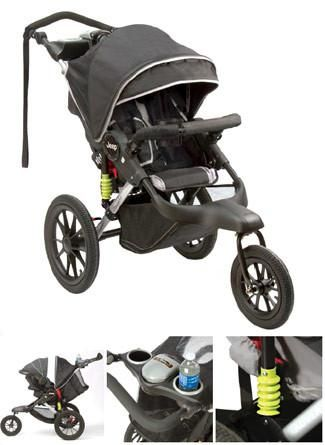 Jeep Overland Limited Stroller Expert Review Jeep Jogging