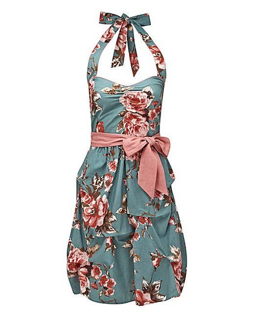 Vintage Halter Dresses
