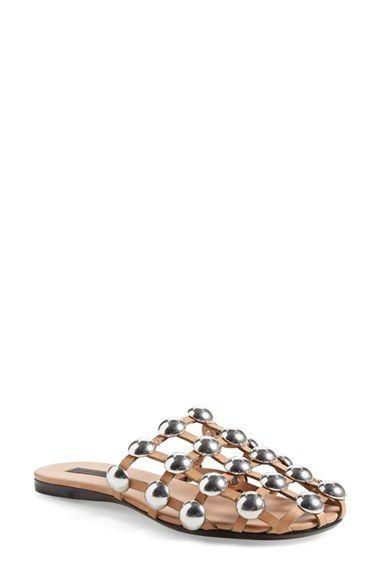 1d0d9c0fcec737 Alexander Wang  Amelia  Slide Sandal (Women) available at  Nordstrom ...