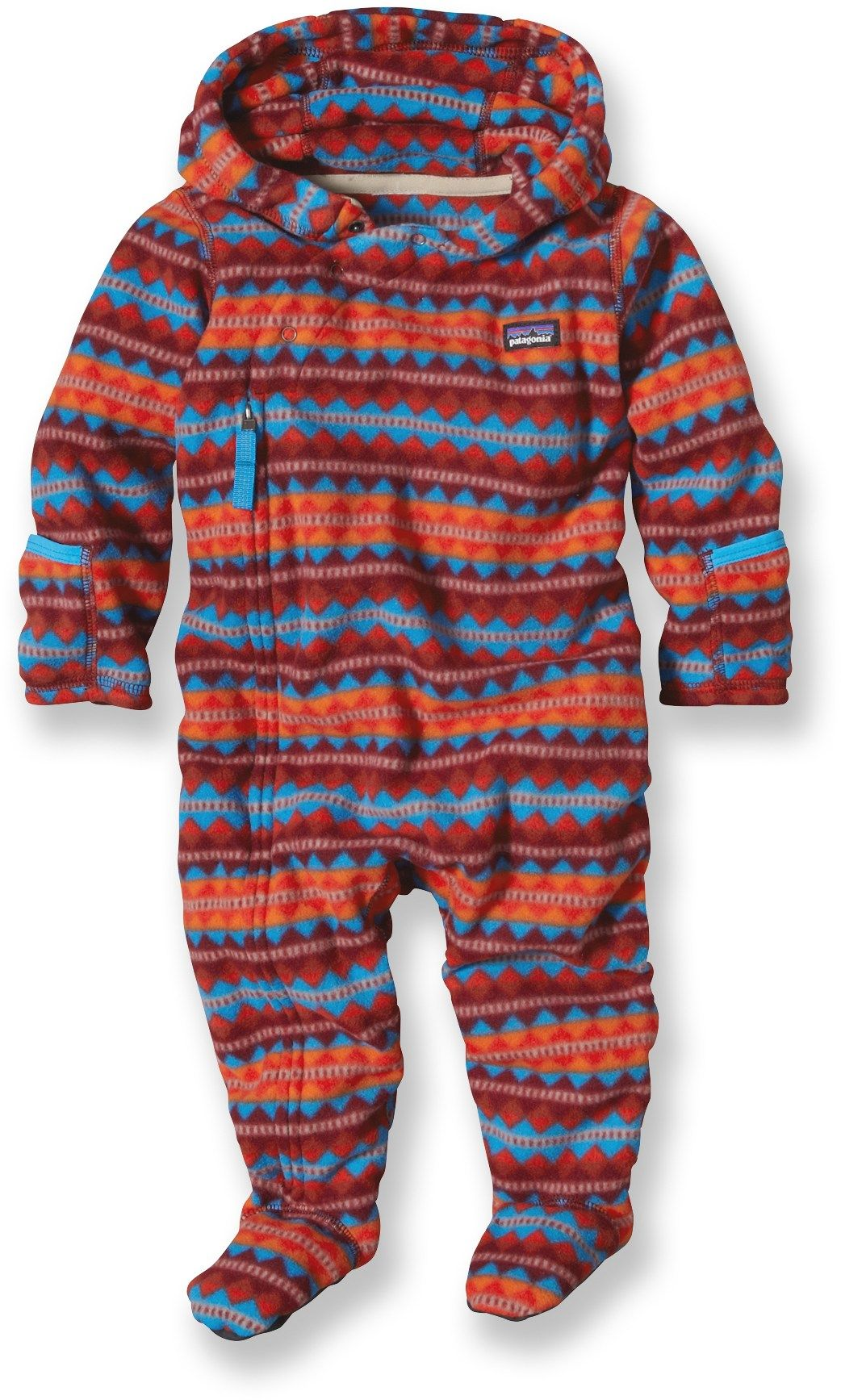 6a5ed018fc45 Patagonia Micro D Bunting - Infant Boys