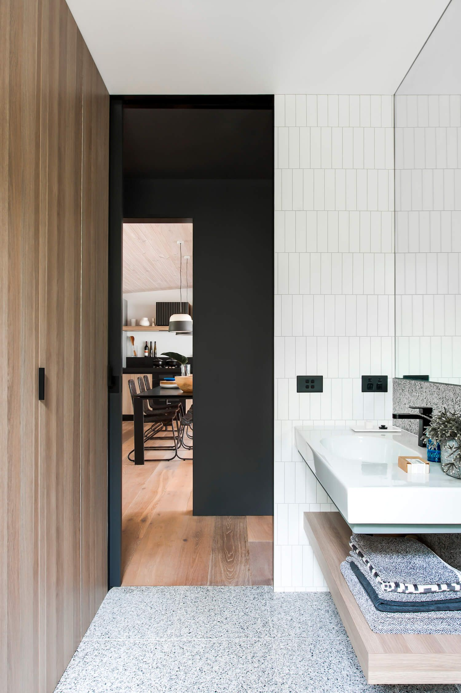 The White House By Sjb Bathroom Interior Design Apartment