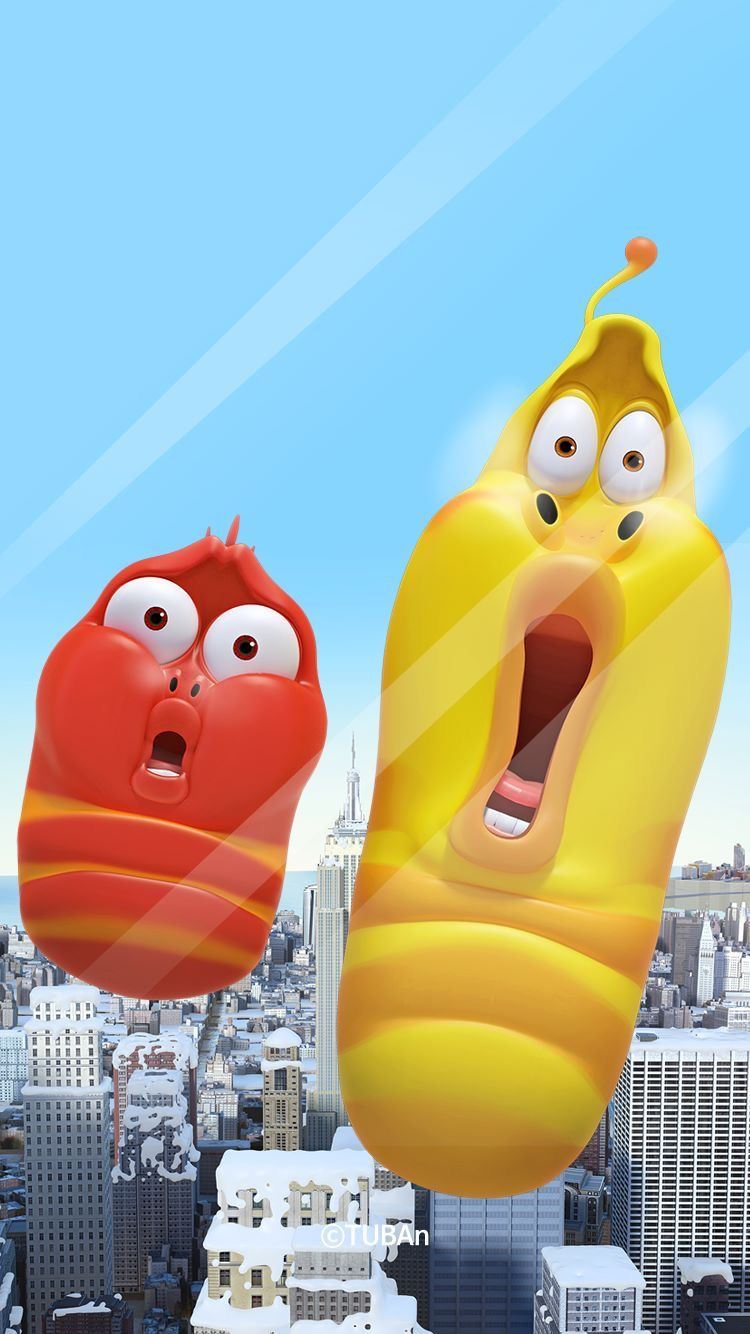 Animated cartoon wallpaper android