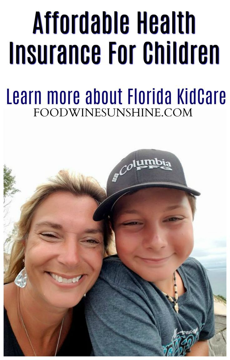 Affordable Health Insurance For Kids in Florida in 2020 ...