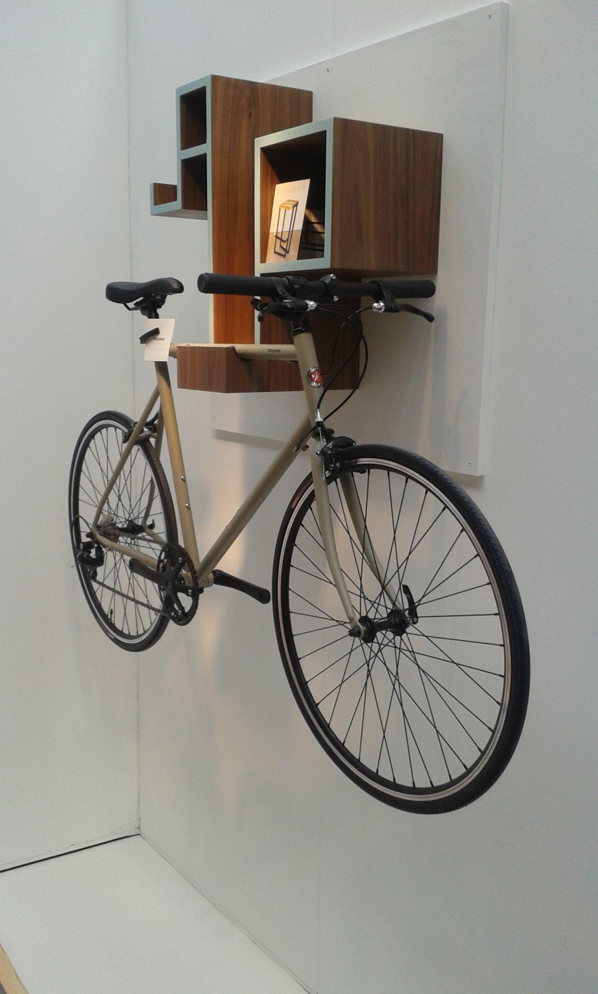 Indoor Bike Storage Small Spaces