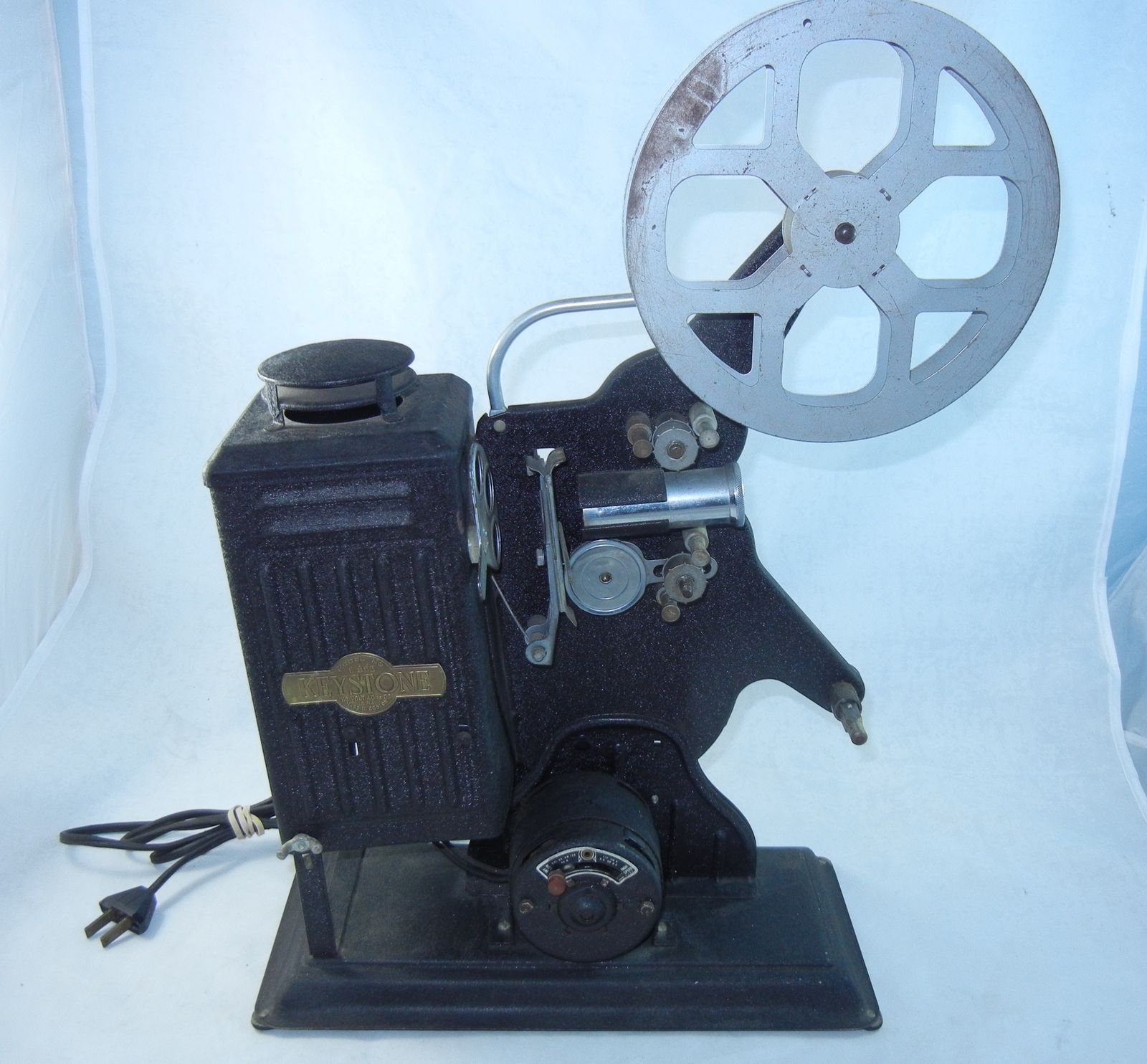 Keystone 16mm Projector Moviegraph E853 in Original Box