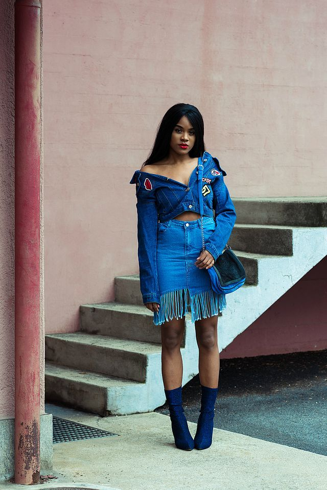 3 TIPS ON HOW TO WEAR THE ALL DENIM LOOK