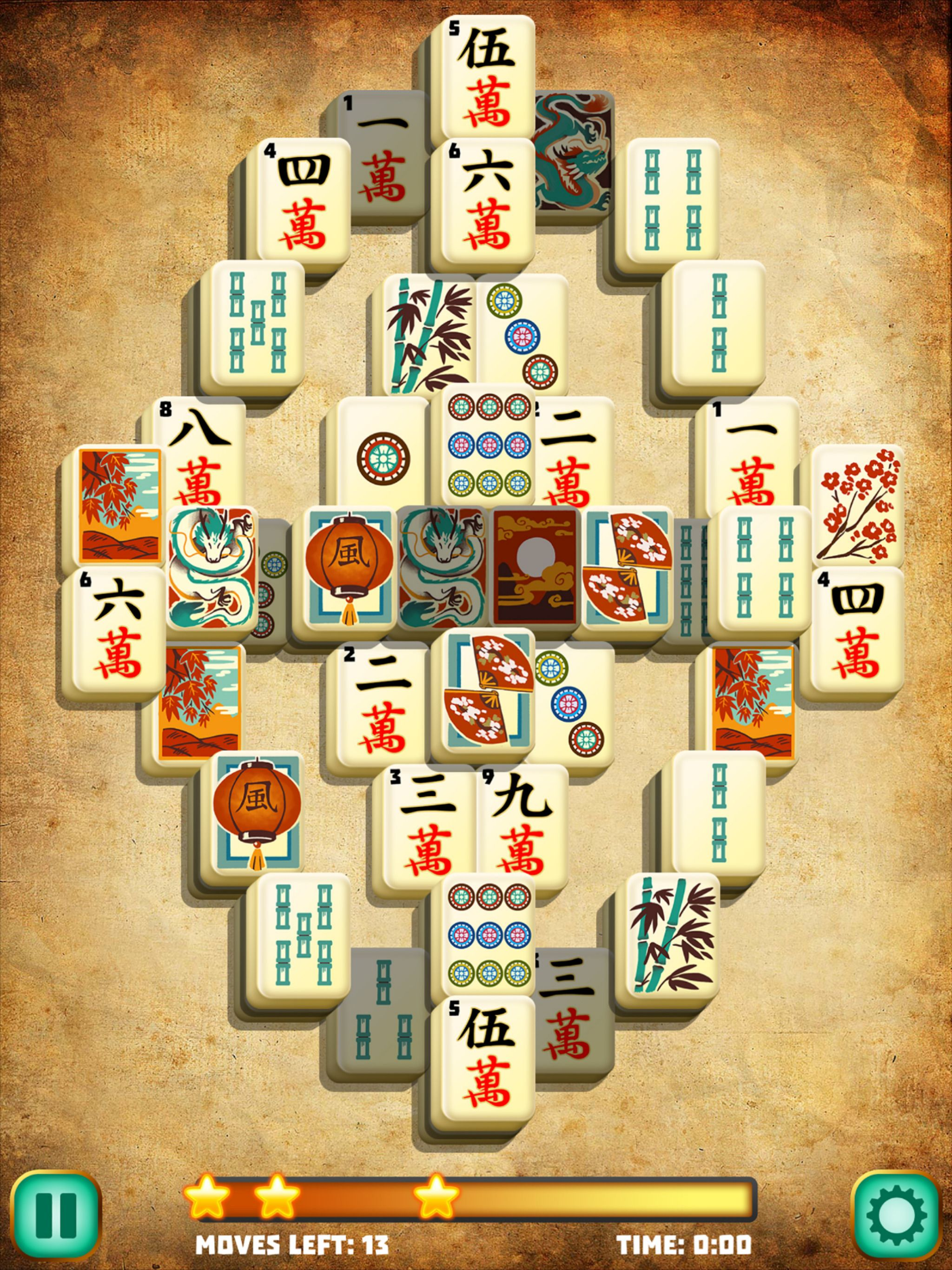 No annoying ads! Just relax and play Mahjong! From the