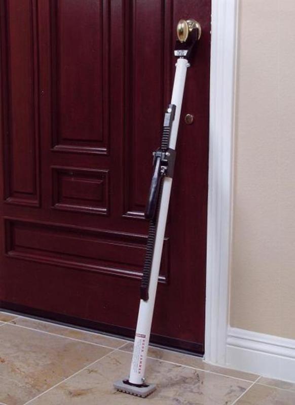 Buddybar Door Jammer | Door security devices, Home safety ...