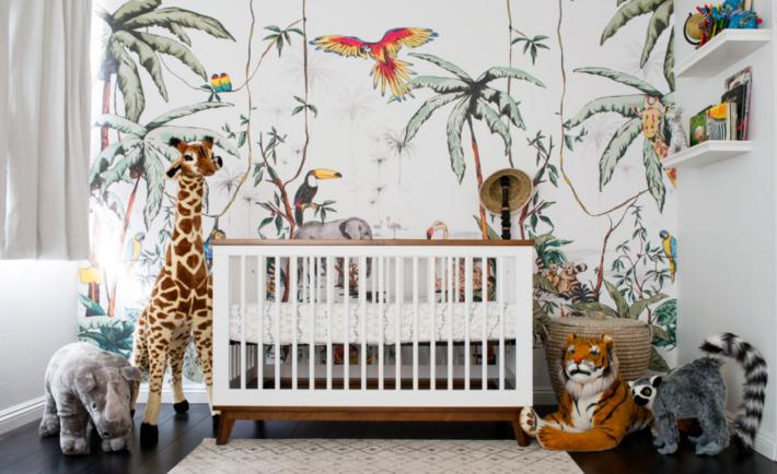Jungle Safari Nursery